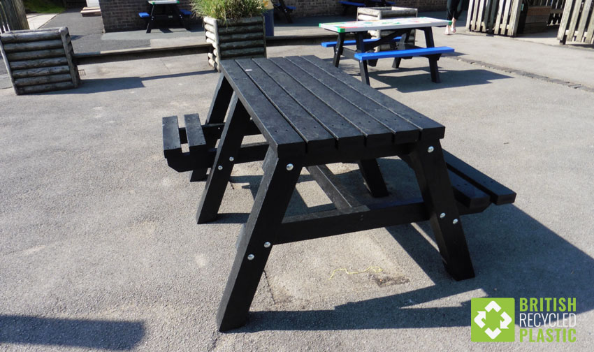 Bradshaw wheelchair accessible picnic tables