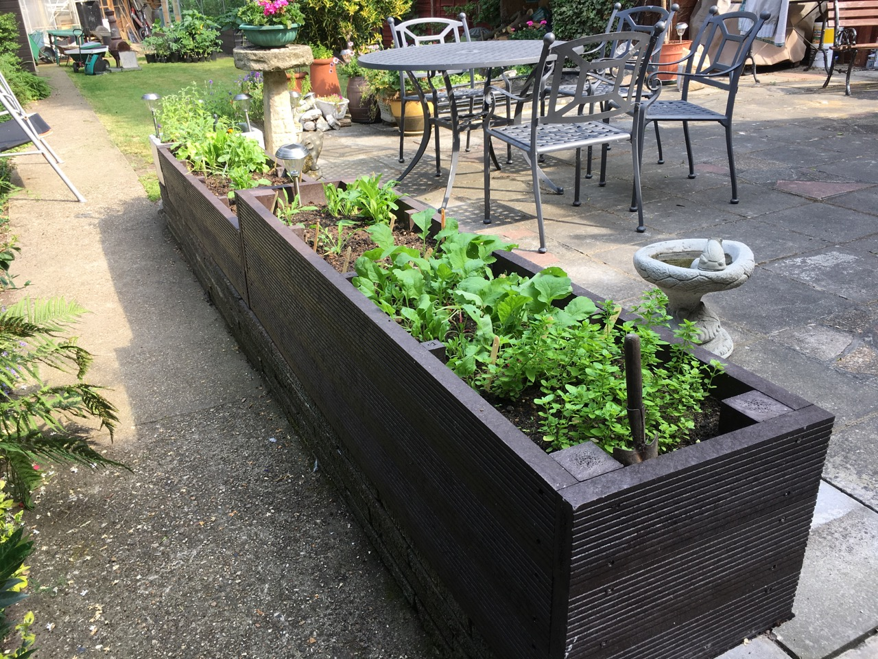Commercial Raised Garden Beds