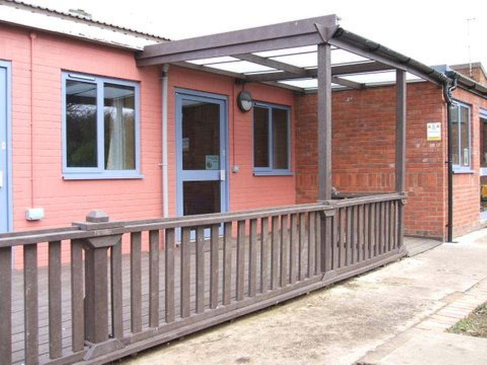 British Recycled Plastic Decking Early Years Centre Case Study 1
