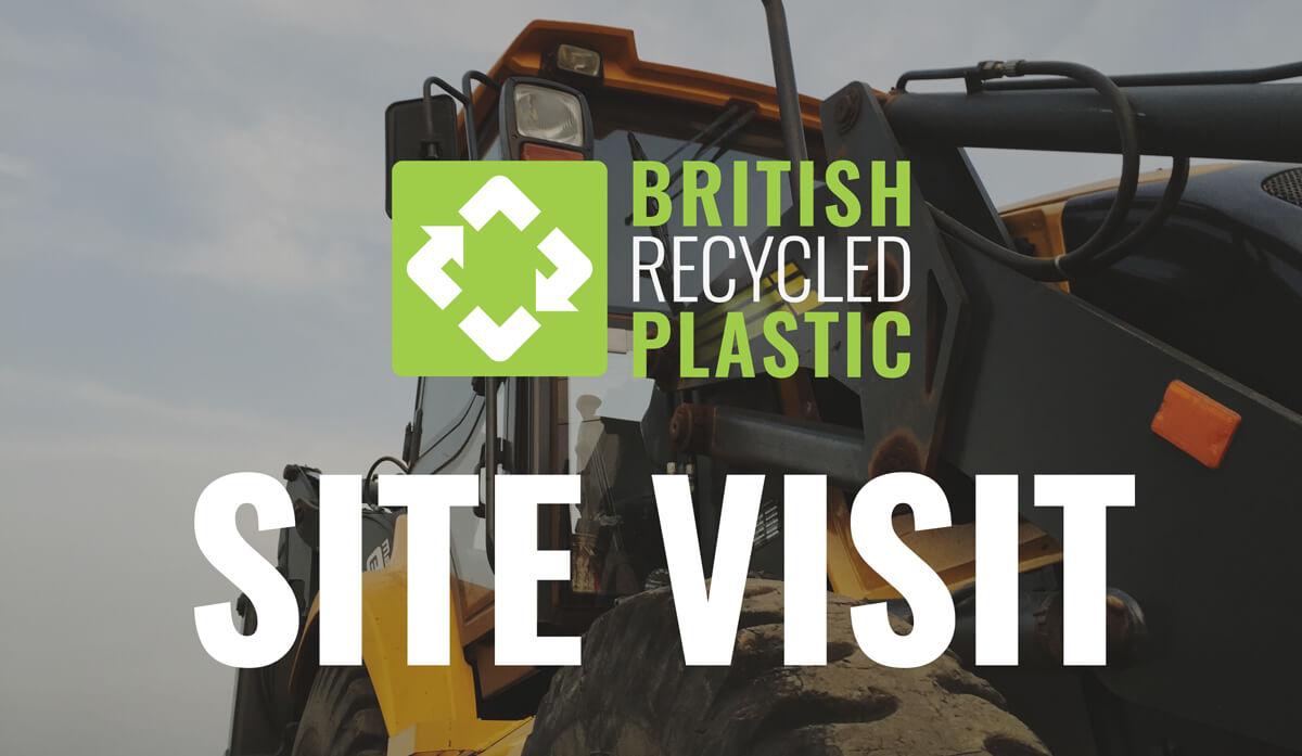 British Recycled Plastic Site Visit