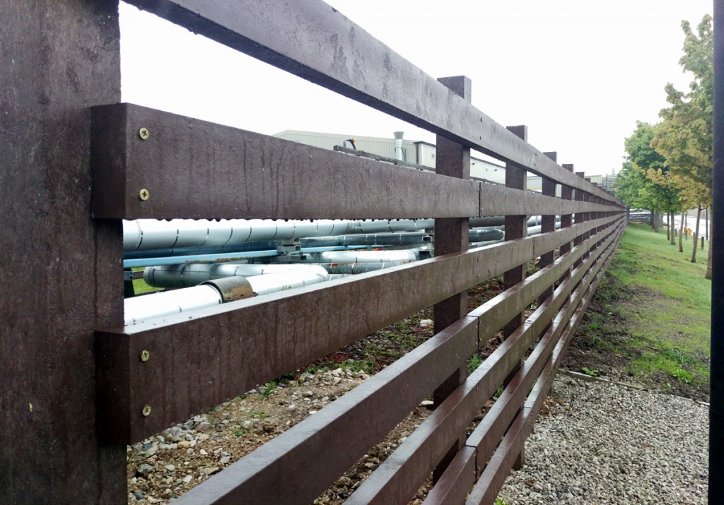 Using Recycled Plastic Lumber As Fencing British