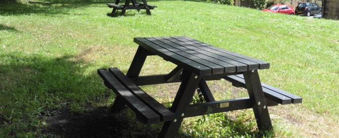 Denholme Picnic Table for Calderdale Council