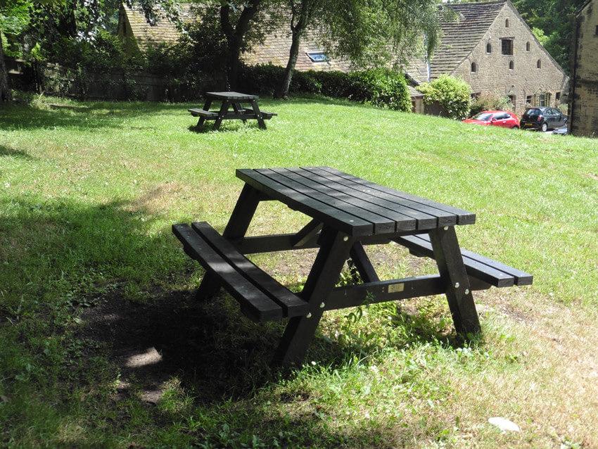 Denholme Picnic Table for Calderdale Council