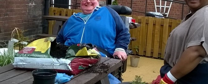 The Rastrick Wheelchair Accessible Picnic Table