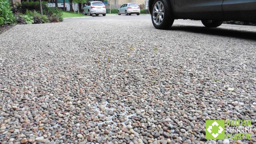St. Albans Gravel Driveway