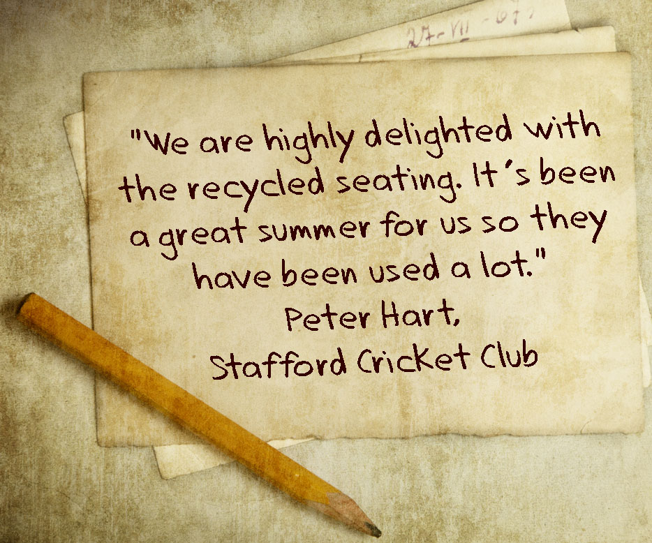 Testimonials from British Recycled Plastic customers