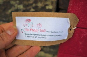 Poppy Trail label