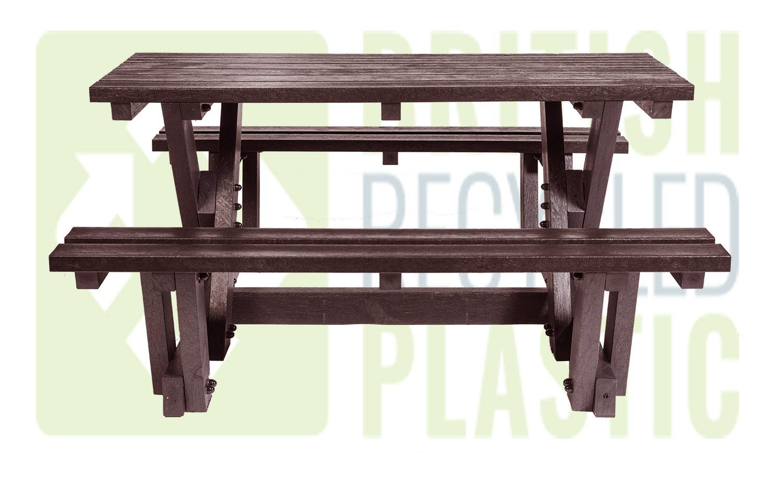 The Batley walkthrough picnic table