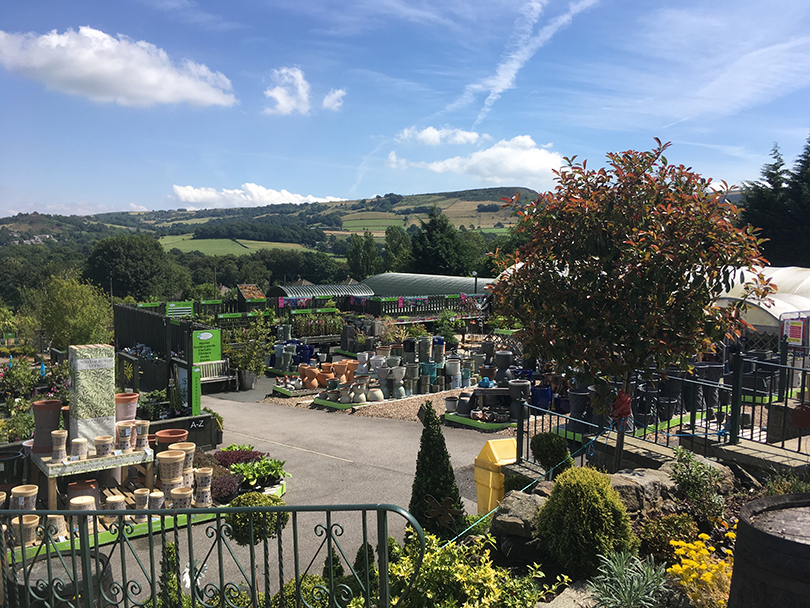 Totties Garden Centre, July 2019
