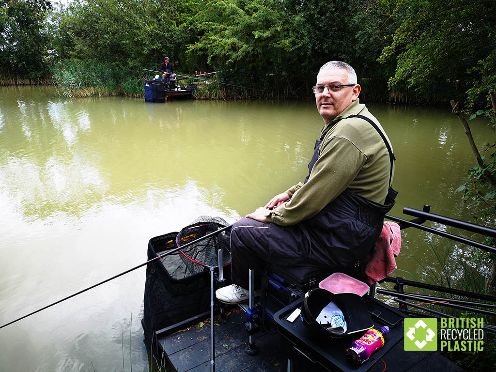 Slipper Bridge Angling Club Secretary Andy Eccles