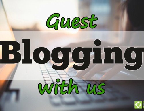 Be a Guest Blogger!