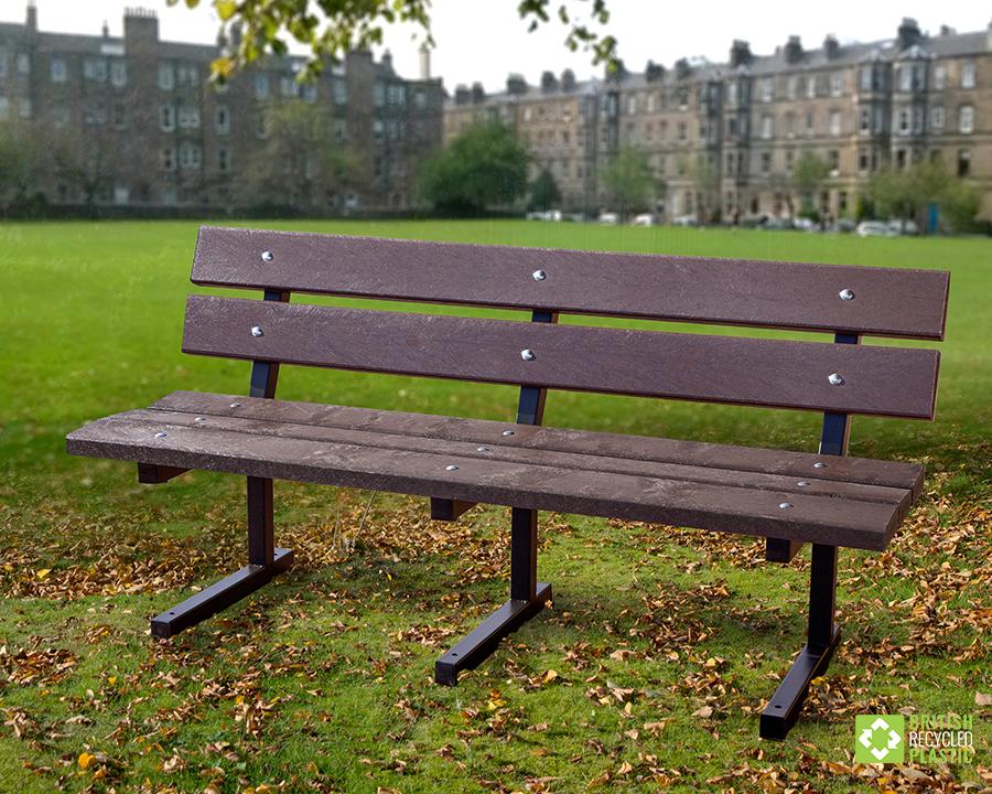 Heptonstall bench