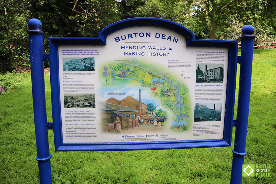 Burton Dean Sign