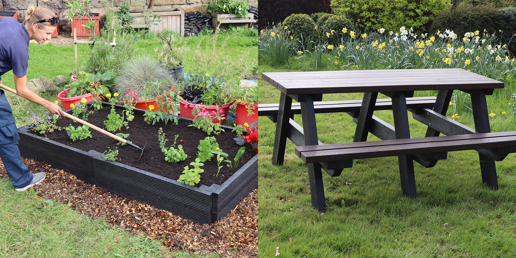 ***WIN A PICNIC TABLE OR RAISED BED***
