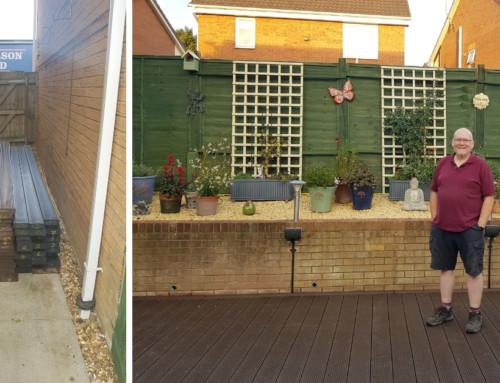 Decking Project by Glyn Jones