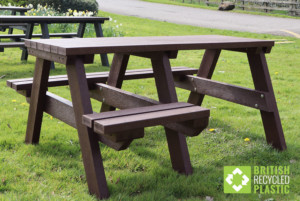 Bradshaw wheelchair-accessible picnic table